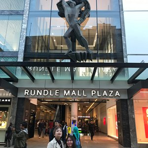 Rundle Mall Plaza in Adelaide
