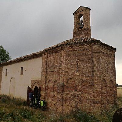 Exterior de la Ermita.