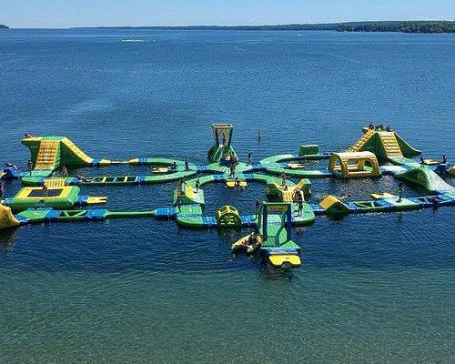 Barrie - Centennial Beach location!