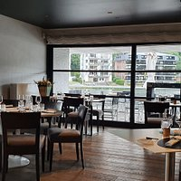 vue intérieure restaurant
