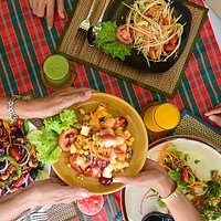 It's all about sharing flavours, fun and friendship at The Social Salad.