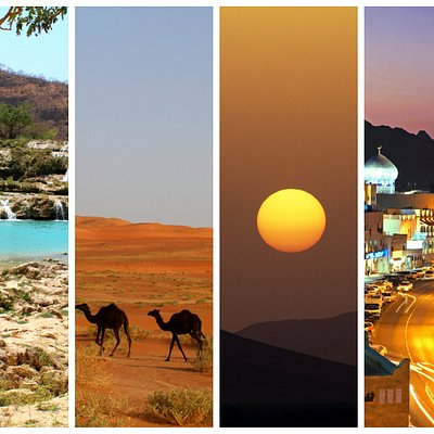 Come and visit now here in Oman to experience the spectacular views and beautiful view of all tourist spot in Oman.