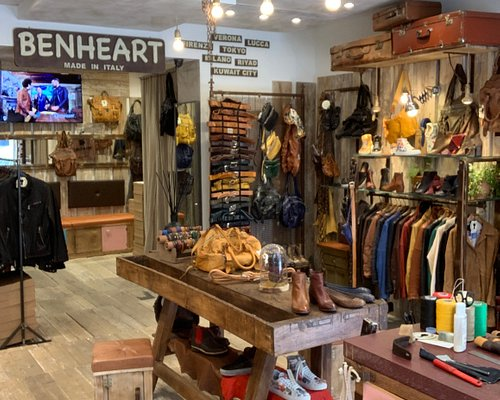 Benheart shop WOW !!