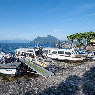La flotta Lake Tours