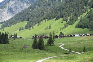 Nensinger Himmel Naturpark Berghütten nur von Juni bis September nutzbar