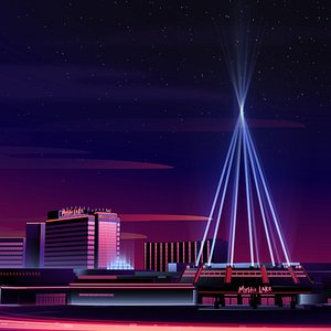 Follow the Lights to Mystic Lake Casino Hotel