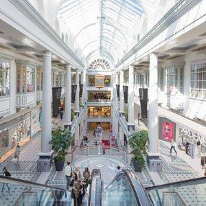 The Bay Centre shopping center - over 90 shops & services!
