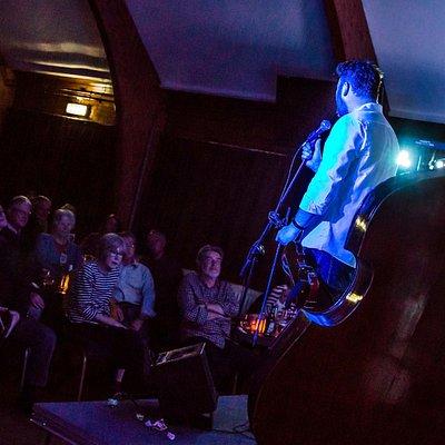 An amazing evening of jazz at Witney!  A wonderful candlelit  evening of intimate jazz!