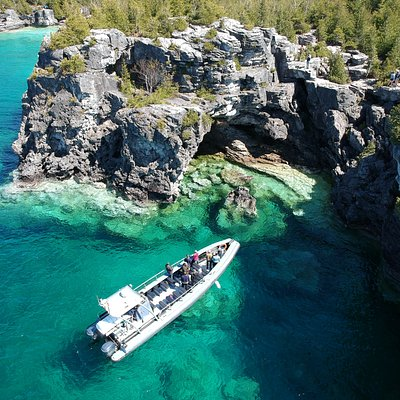 Breathtaking!  Tobermory Wave Adventures