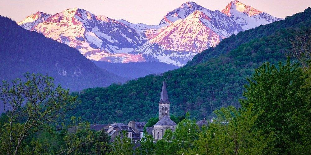 BarOC Hèches ,dans  le  premier village de la vallée d'Aure