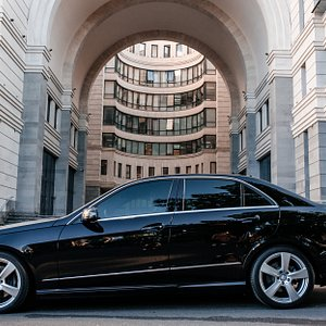 Travel in style by our Mercedes-Benz vehicles