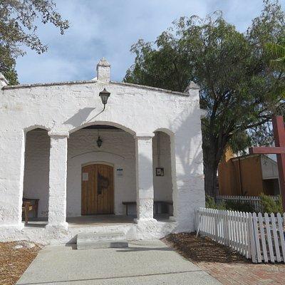 Rotttnest Island Chapel