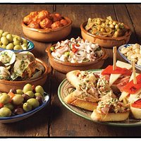 Tapas Tuesday Begins 23rd July 2019. Buy 3 drinks get two Tapas free.