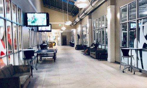 Lobby of Kroc Center Biloxi, Waterpark/Pool Area etc.