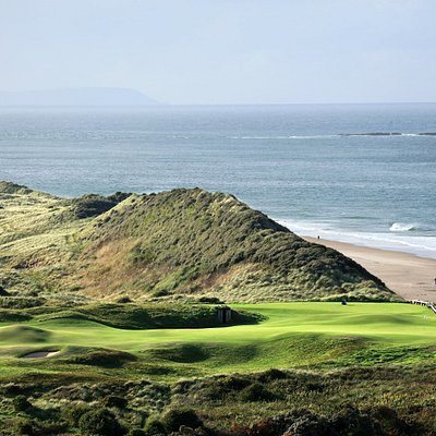 This week's host of The Open, Royal Portrush is one of the world's most spectacular seaside links golf courses. Be sure to tune in!