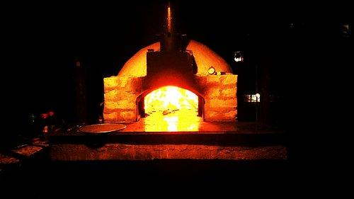 The Pompeii Wood - Fired Pizza Oven
