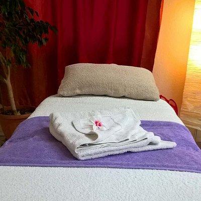 Massage room 1.