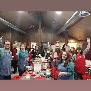 Cheese classes are a fun way to try something new!