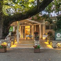 Dimitra Restaurant Outdoor - Entrance