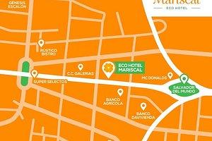 Encuentranos! Find us!