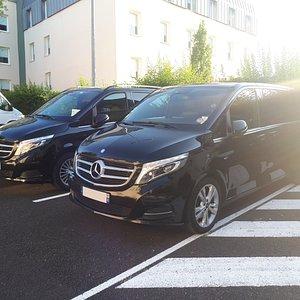 Our Mercedes-Benz V-Class