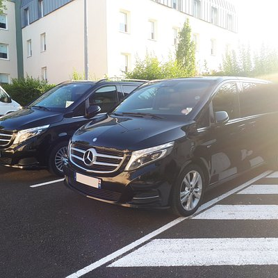 Our Mercedes-Benz V-Class