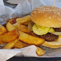T-Rays Burger Station