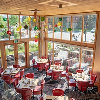 Pacini Restaurant at the Moose Hotel & Suites in Banff