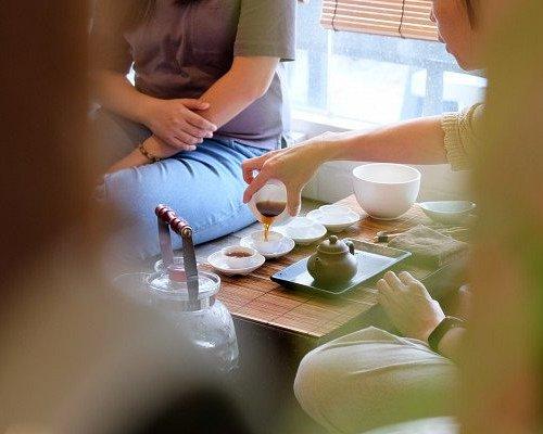 Brew tea in the heart of Kuala Lumpur