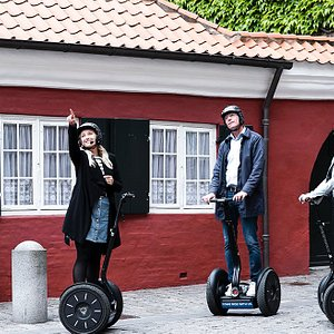 Let a local show you the best Copenhagen have to offer on bike, Segway or in a traditional Danish Christiania bike