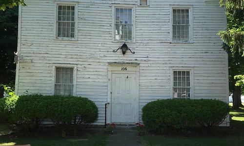 MI, Vermontville, Marker, Vermontville Academy - 2
