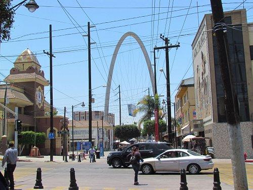 The Tijuana Arch