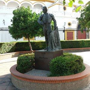 Glorieta Curro Romero