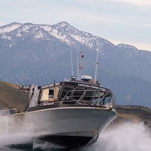 Tessa B Kaikoura fishing Tours