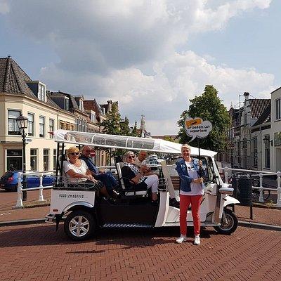 Greetings from Haarlem!
