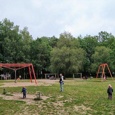 Spielplatz Liether Wald