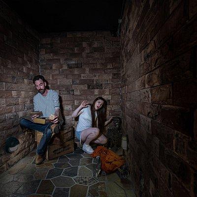 Seoul escape room  (Busan Seo-myeon) -Dungeon at Alcatraz
