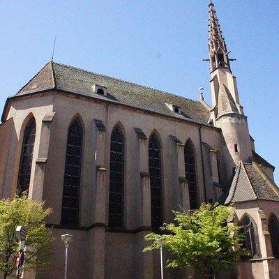 Eglise protestante des Récollets à Sélestat
