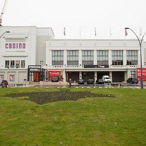 Welkom in het Grand Casino Knokke