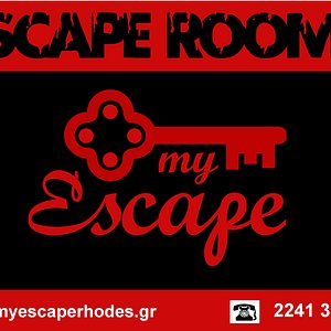 Live Horror & Action Escape Rooms in Rhodes. 75-100 Minutes Escape Rooms. Paranormal - Conjuring - Hostel - Zombie Escaoe Rooms.
