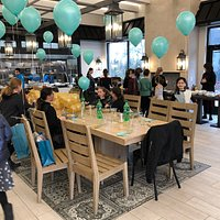 Cafotteria Modern Eatery