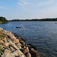 Nanaquaket Pond [public domain photo]