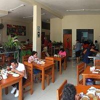 Visita nuestro restaurante de comida saludable, en Tarapoto