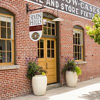 Seven Hills Winery in downtown Walla Walla.