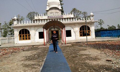 Gurudwara Dudh Wala Kuh, Gurudwara Nanakmatta Sahib Ji