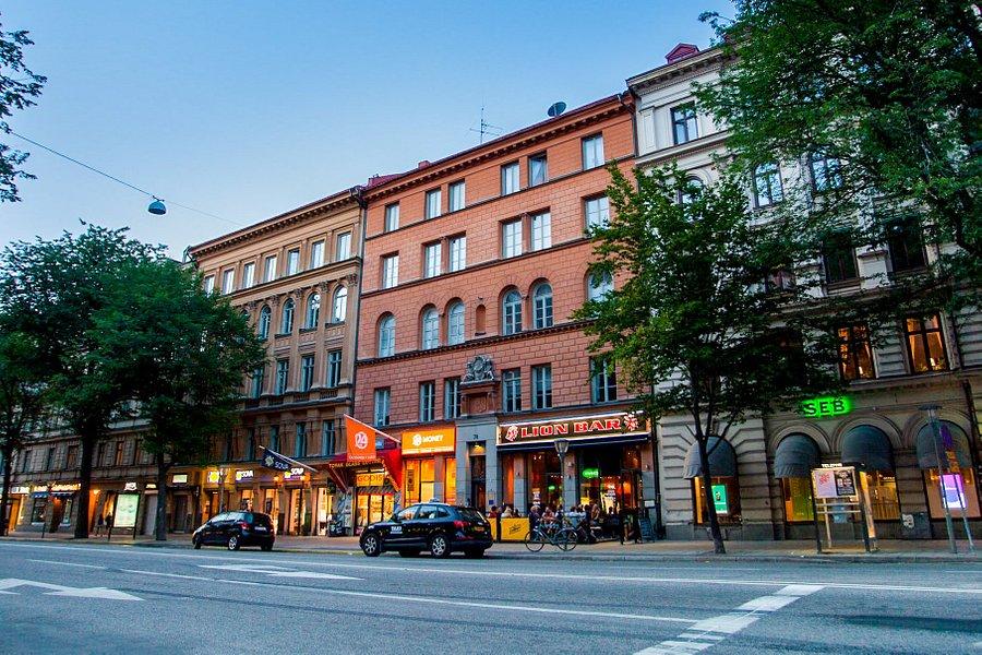sveavägen 100 stockholm