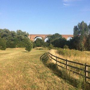 Historic Harper's Brook Viaduct