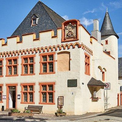 Das Cusanus-Geburtshaus in Bernkastel-Kues. (c) Marc Föhr