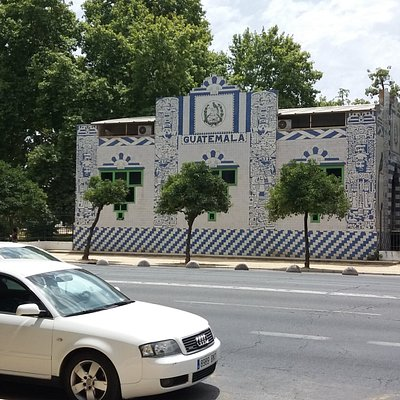Pabellon De Guatemala