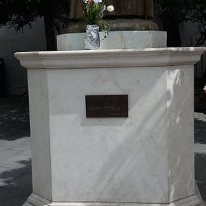 Monumento a San Juan Pablo II